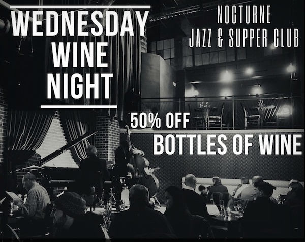 Wine Night at Nocturne